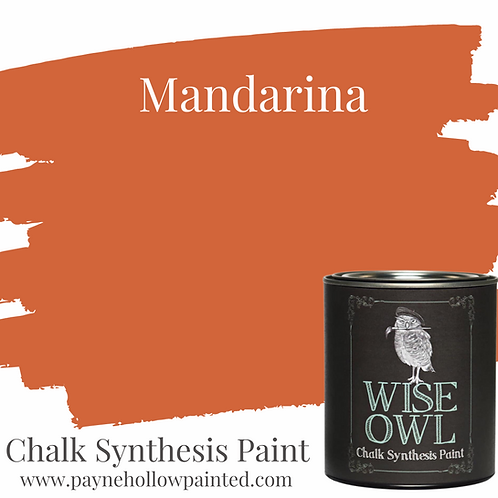 MANDARINA Chalk Synthesis Paint