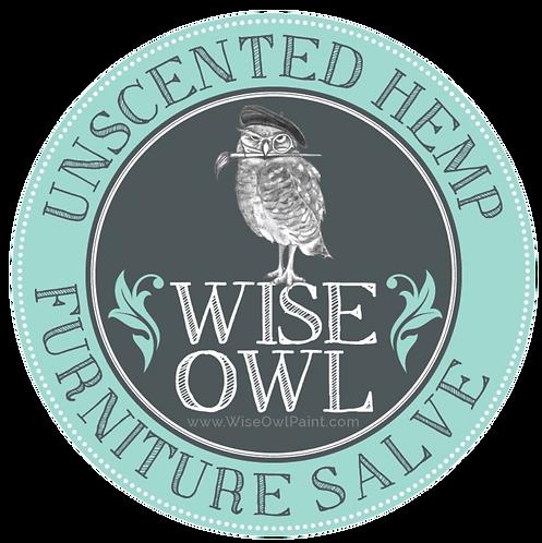 Wise Owl UNSCENTED HEMP Furniture Salve