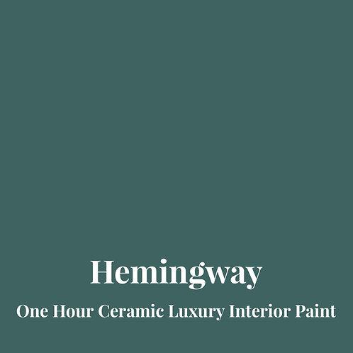 HEMINGWAY One Hour Ceramic