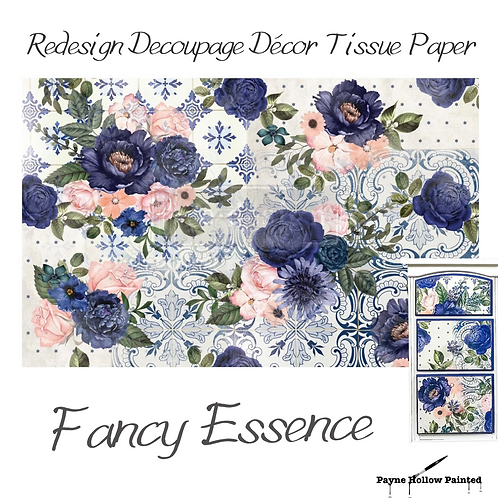 FANCY ESSENCE  - Redesign Decoupage Tissue Paper