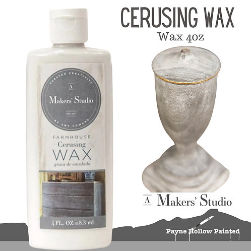 CERUSING WAX - from A Makers' Studio, Free Shipping