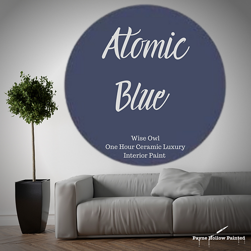 ATOMIC BLUE One Hour Ceramic FREE SHIPPING!