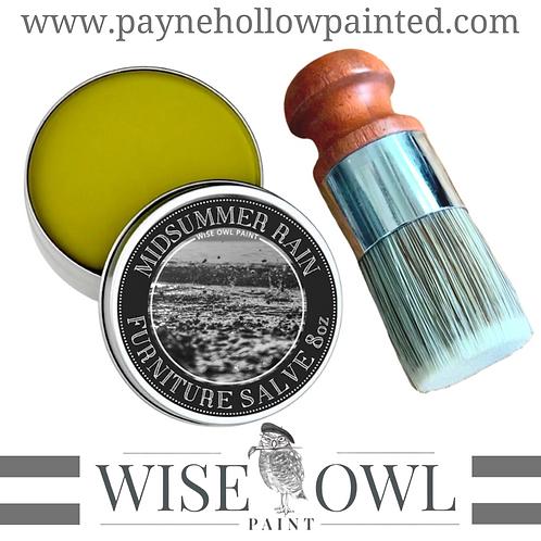 Wise Owl MIDSUMMER RAIN Furniture Salve