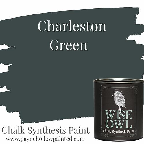 CHARLESTON GREEN Chalk Synthesis Paint