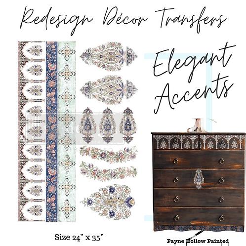 ELEGANT ACCENTS  - Redesign Décor Transfers®
