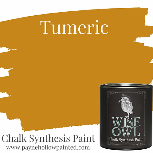 TURMERIC Chalk Synthisis Paint