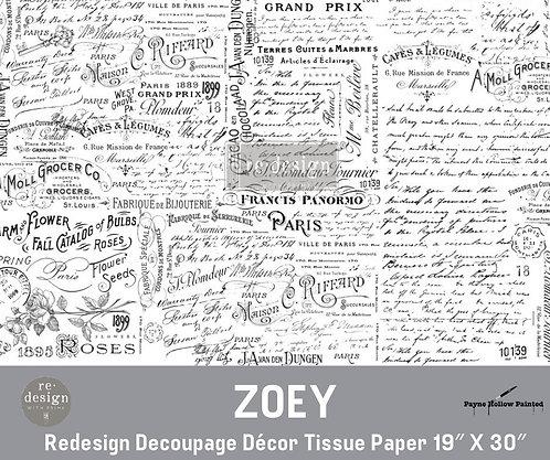 CHLOE - Redesign Decoupage Tissue Paper