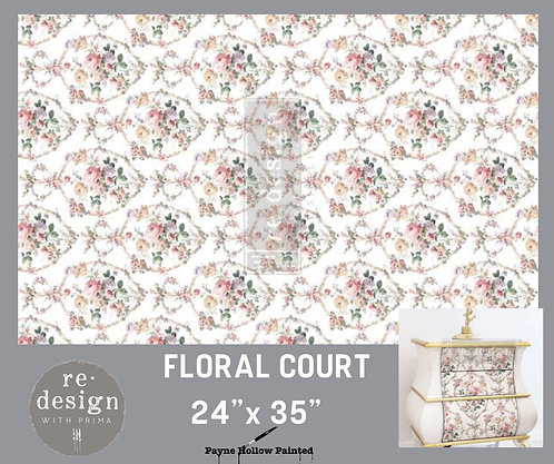 FLORAL COURT - Redesign Décor Transfers®