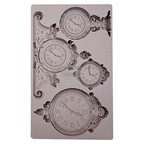 ELISIAN CLOCKWORKS - Redesign with Prima Decor Moulds®