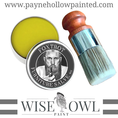 Wise Owl FOXTROT Furniture Salve