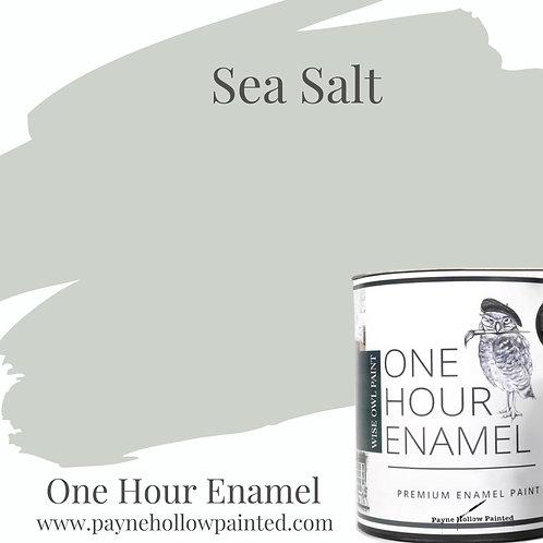 SEA SALT  One Hour Enamel