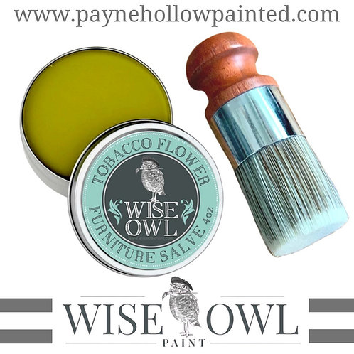Wise Owl TOBACCO FLOWER Furniture Salve