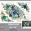 Thumbnail: COSMIC ROSES DESIGN  Redesign Decor Transfers®
