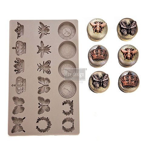 REGAL FINDINGS- Redesign Decor Moulds®