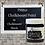 Thumbnail: Prima Chalkboard Paint, CHALKBOARD BLACK