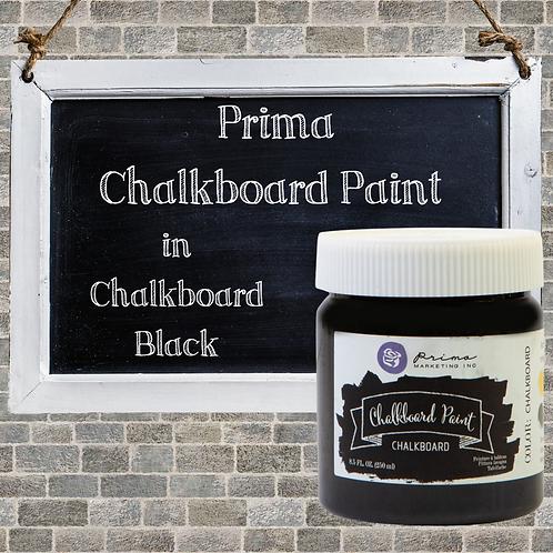 Prima Chalkboard Paint, CHALKBOARD BLACK