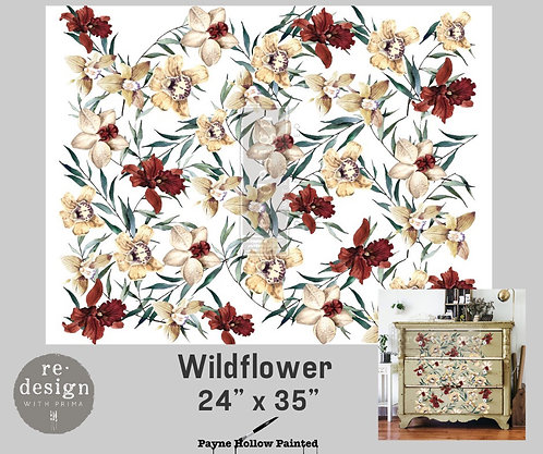 WILDFLOWERS - Redesign Décor Transfers®