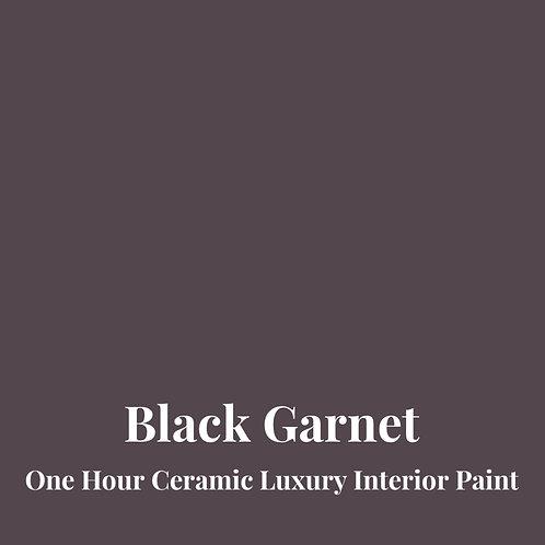 Black Garnet One Hour Ceramic FREE SHIPPING!