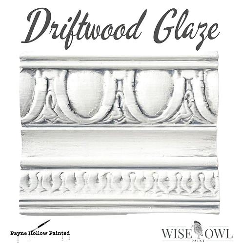 Wise Owl DRIFTWOOD 8oz Glaze