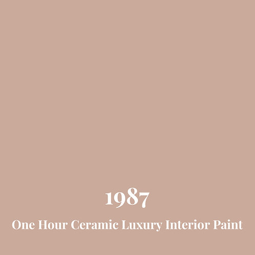1987 One Hour Ceramic FREE SHIPPING!