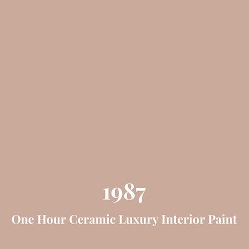 1987 One Hour Ceramic
