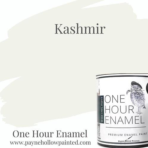 KASHMIR One Hour Enamel