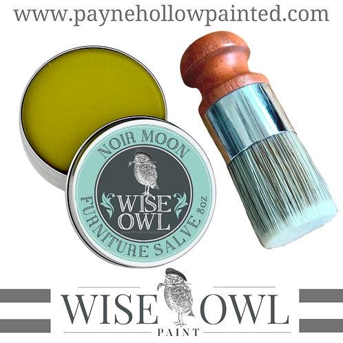 Wise Owl NOIR MOON Furniture Salve