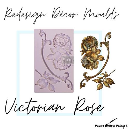 VICTORIAN ROSE - Redesign Decor Moulds®