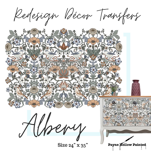 ALBERY - Redesign Décor Transfers®