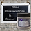 Thumbnail: Prima Chalkboard Paint, CHARCOAL