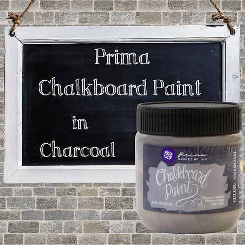 Prima Chalkboard Paint, CHARCOAL