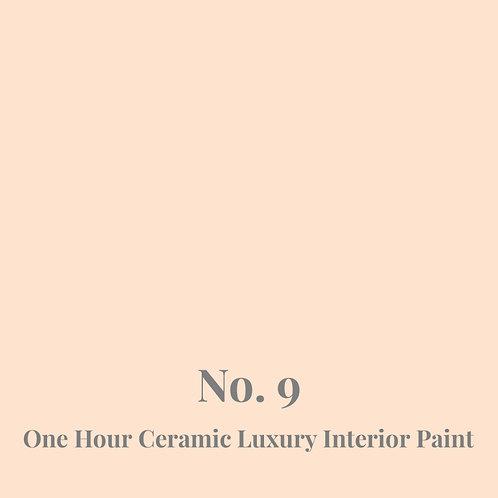 No. 9  One Hour Ceramic