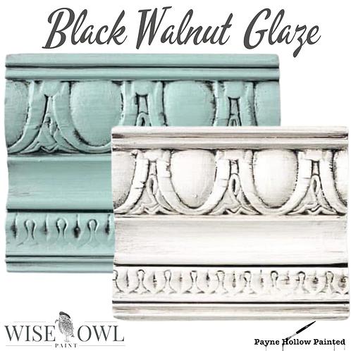 Wise Owl BLACK WALNUT Glaze