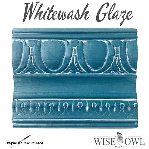 Wise Owl WHITEWASH 8oz Glaze