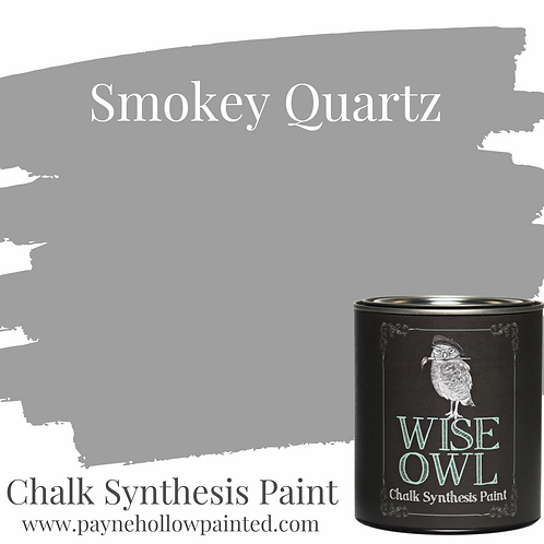 SMOKEY QUARTZ Chalk Synthesis Paint