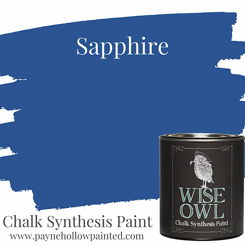 SAPPHIRE Chalk Synthesis Paint