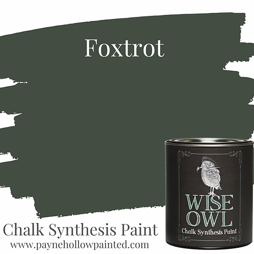 FOXTROT Chalk Synthisis Paint