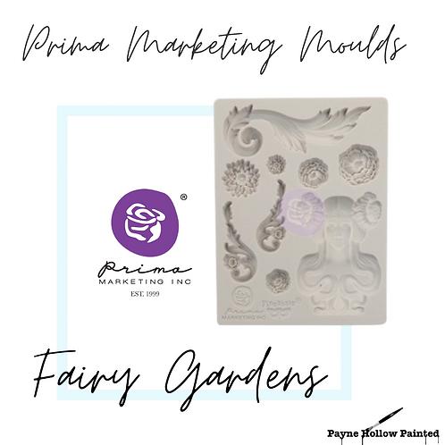 FAIRY GARDEN  - Prima Marketing Moulds®