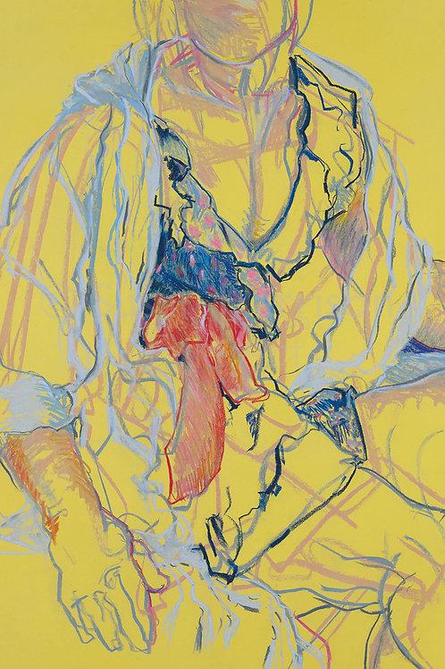 Yellow Lady 199