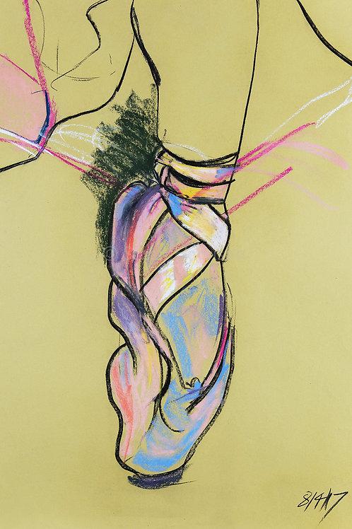 Ballet Slipper 309B