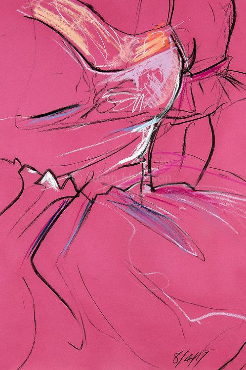 Pink Ballet 307