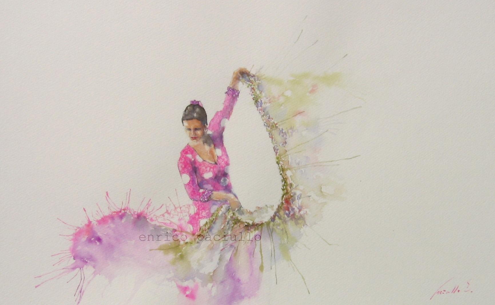 nº 202 Baile flamenco