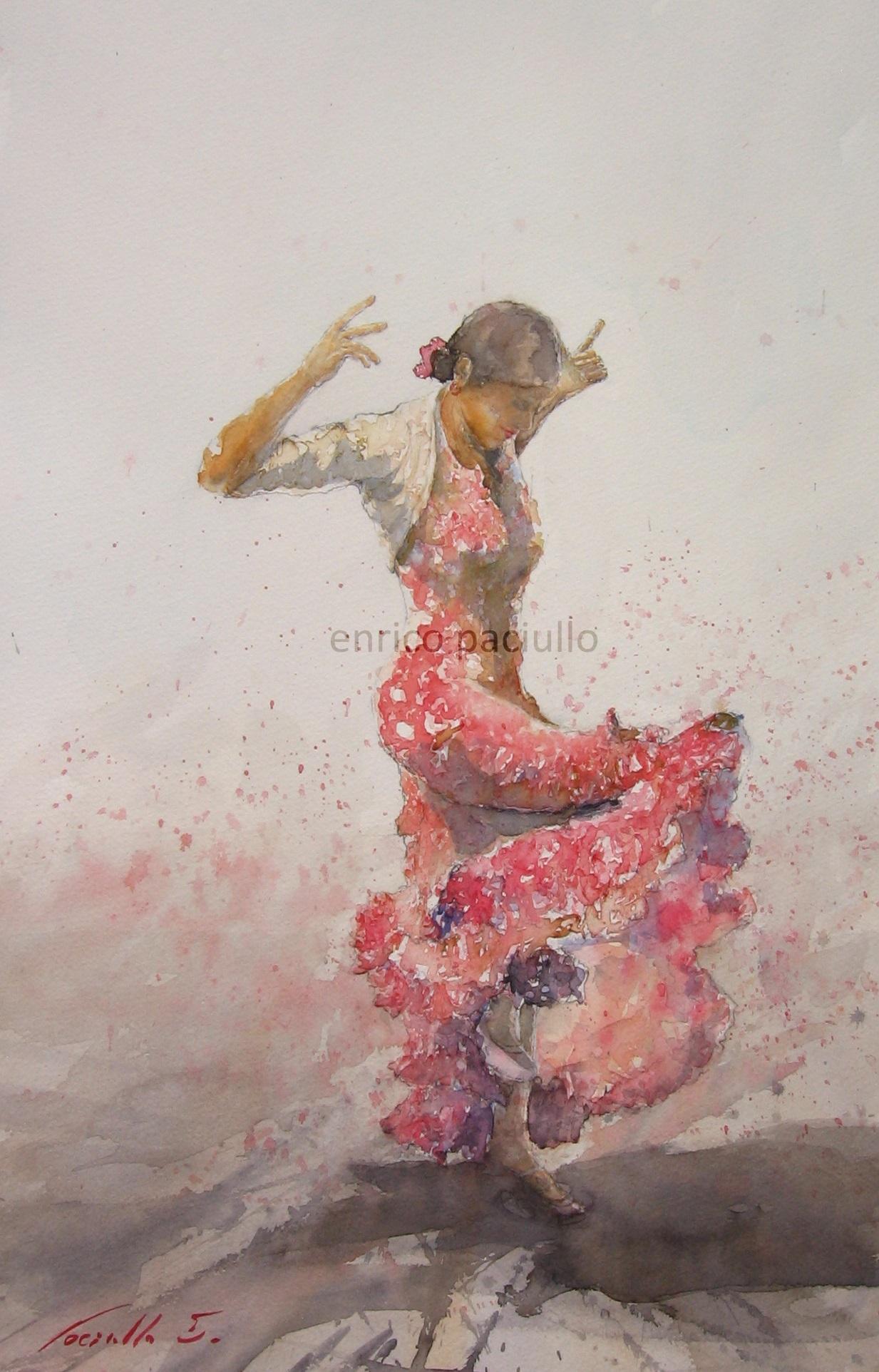 Bailando nº211 50x70
