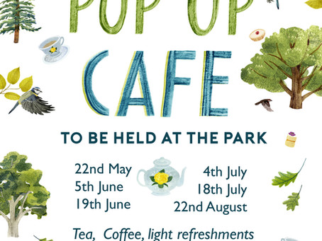 Annual Parish Meeting and pop up Cafe
