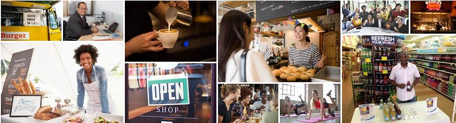 Small businesses make communities better.