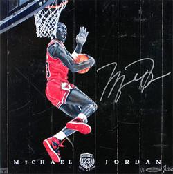 Jordan Upper Deck floor piece front