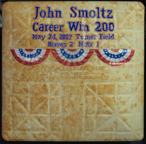 Smoltz 22 win base