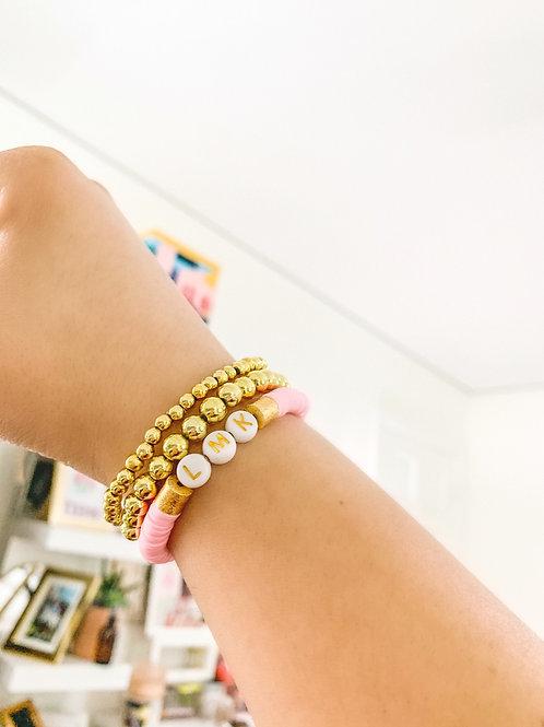 Light Pink & Gold Set
