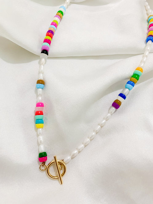 Colorful Spirit Necklace