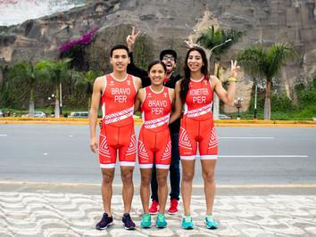 Selección de Triatlón lista para los Juegos Panamericanos